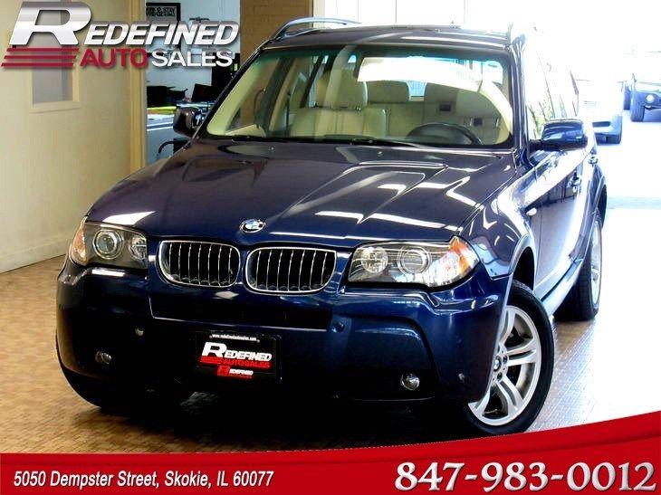 BMW X3 2006 $7895.00 incacar.com