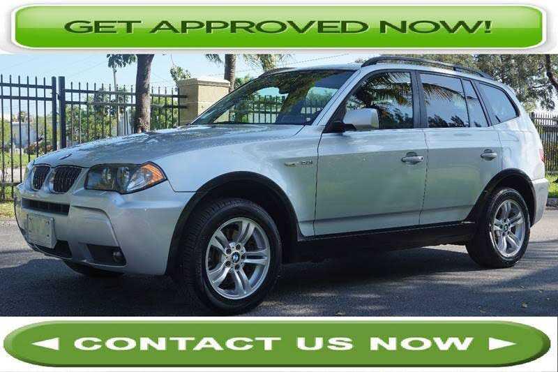 BMW X3 2006 $5299.00 incacar.com