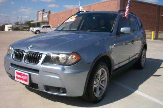 BMW X3 2006 $6988.00 incacar.com