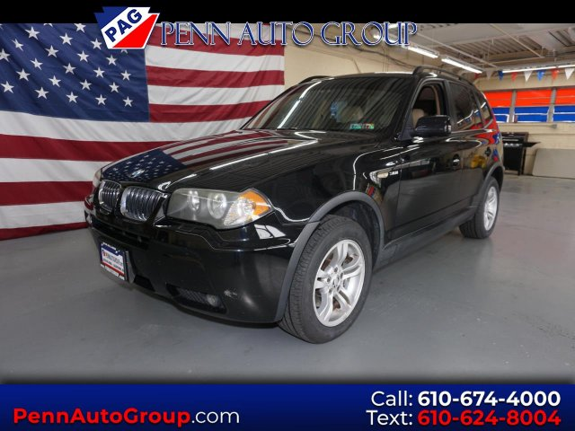 BMW X3 2006 $6333.00 incacar.com