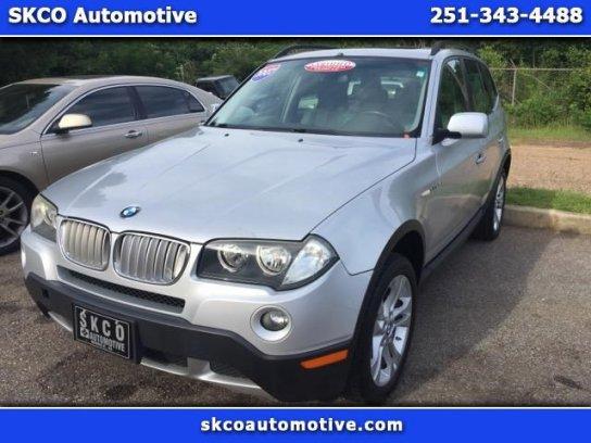 BMW X3 2007 $9950.00 incacar.com