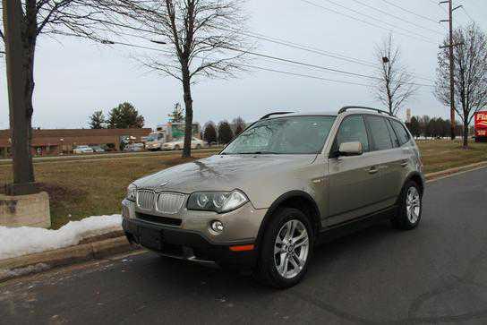 BMW X3 2007 $6499.00 incacar.com