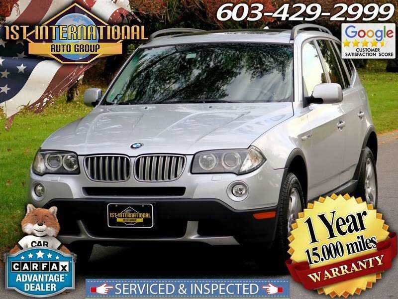 BMW X3 2007 $7995.00 incacar.com