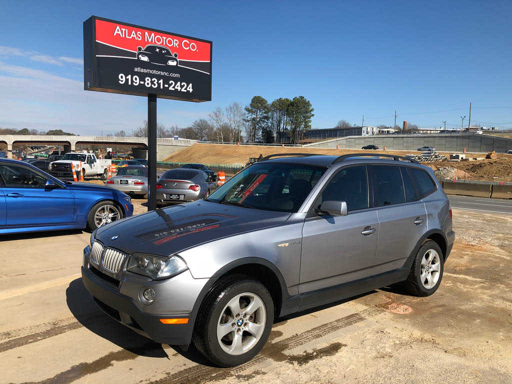 BMW X3 2008 $6995.00 incacar.com