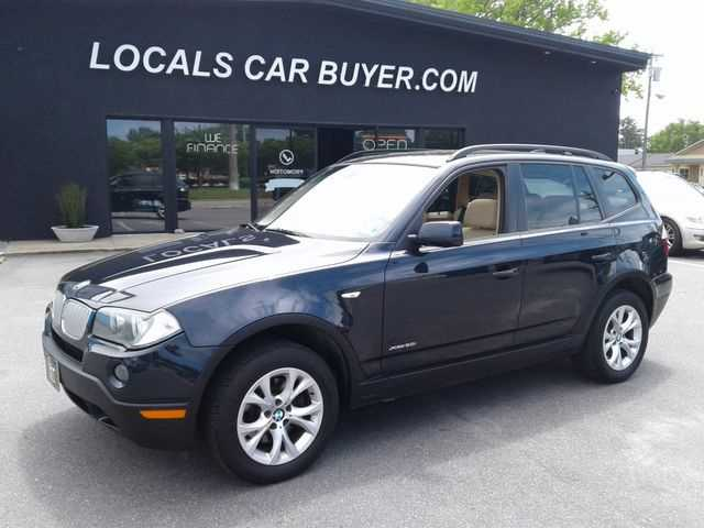 BMW X3 2009 $7964.00 incacar.com