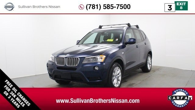 BMW X3 2013 $15988.00 incacar.com