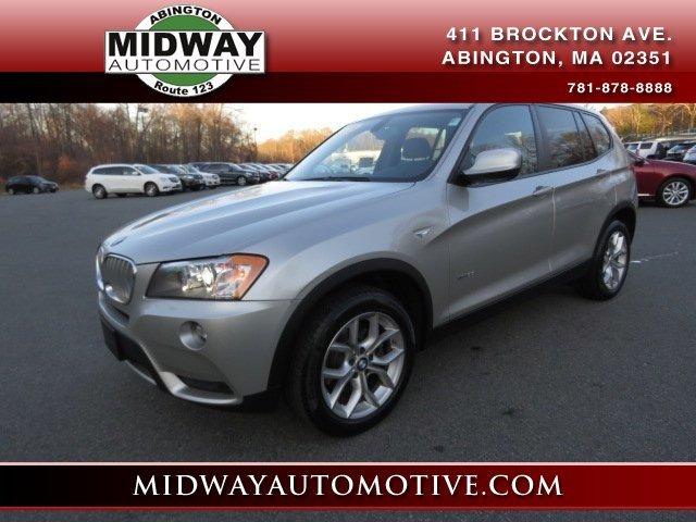 BMW X3 2013 $16407.00 incacar.com