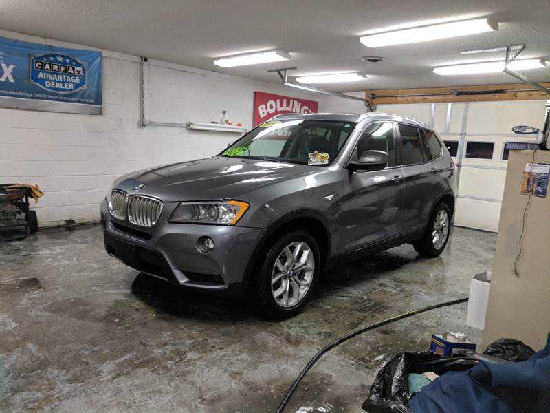 BMW X3 2013 $13995.00 incacar.com