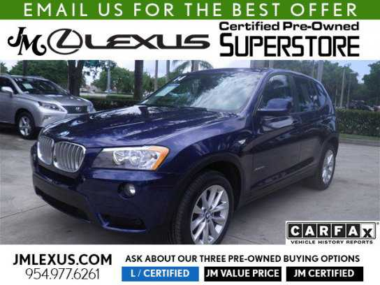 BMW X3 2014 $19995.00 incacar.com