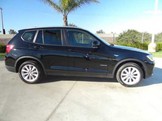 BMW X3 2016 $30197.00 incacar.com