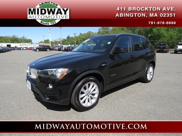 BMW X3 2016 $24137.00 incacar.com