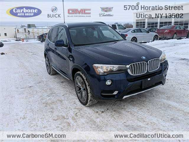 BMW X3 2016 $31000.00 incacar.com