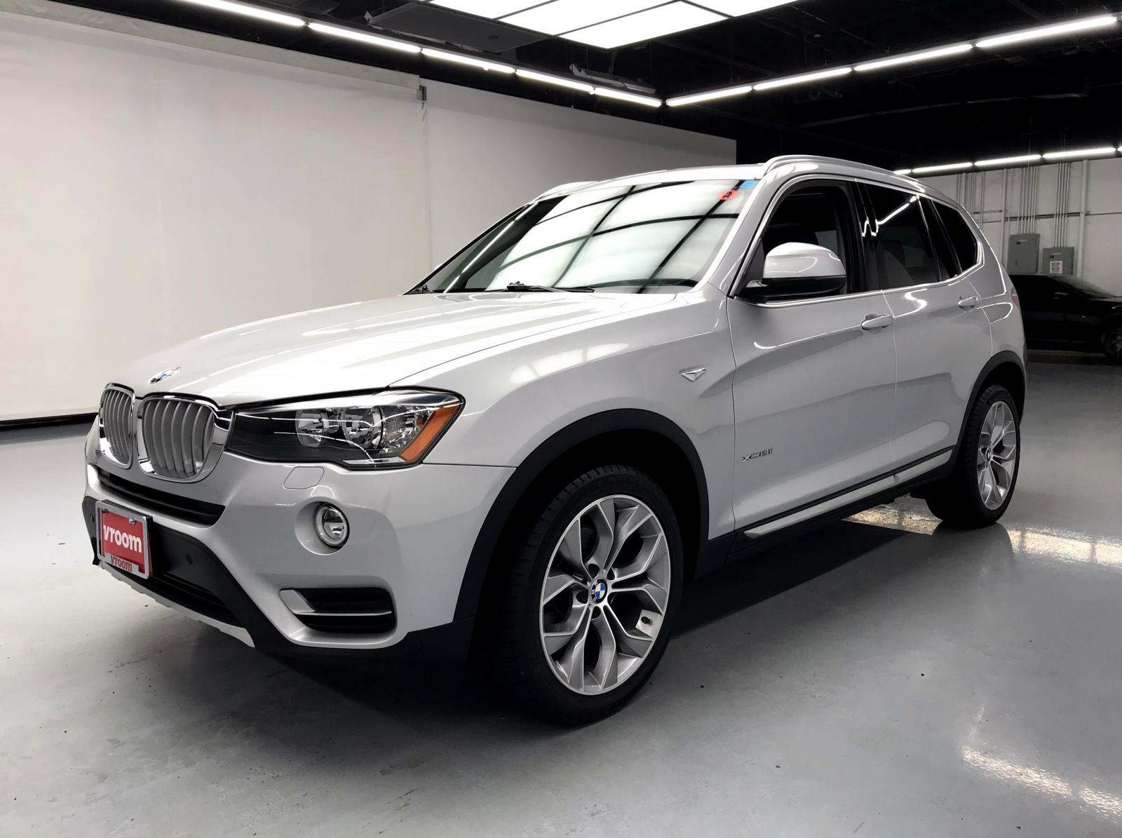 used BMW X3 2017 vin: 5UXWX9C53H0T12664