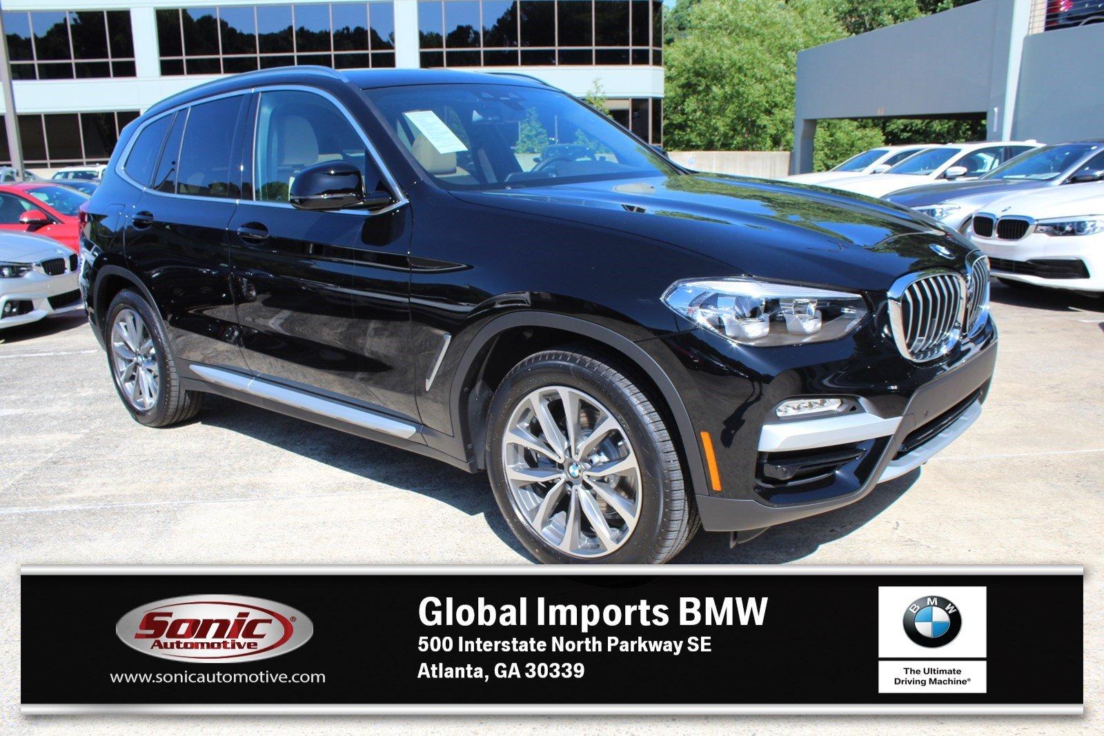 BMW X3 2019 $39705.00 incacar.com