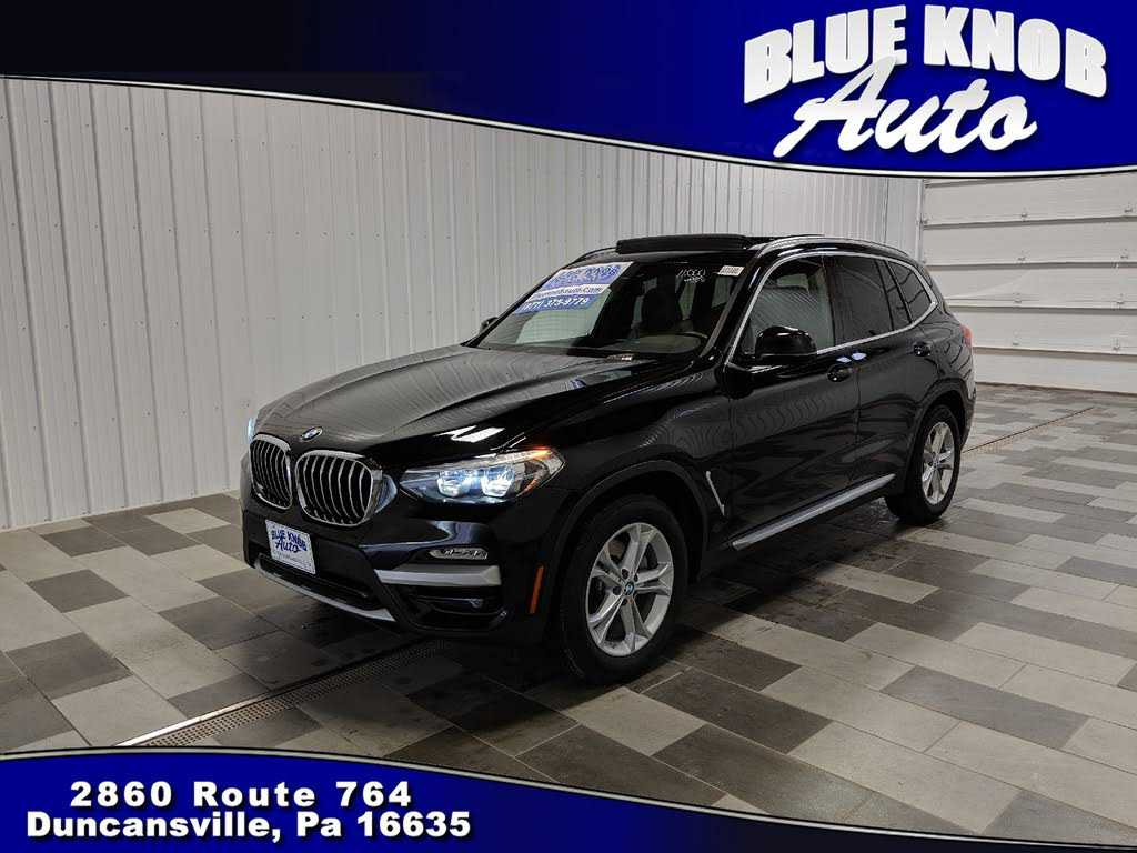 BMW X3 2019 $37498.00 incacar.com