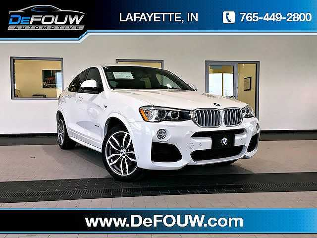 BMW X4 2016 $37189.00 incacar.com