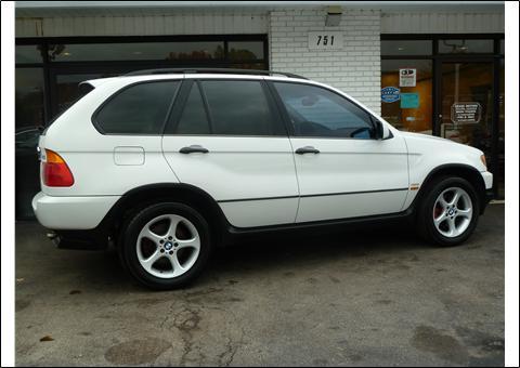 BMW X5 2001 $4895.00 incacar.com
