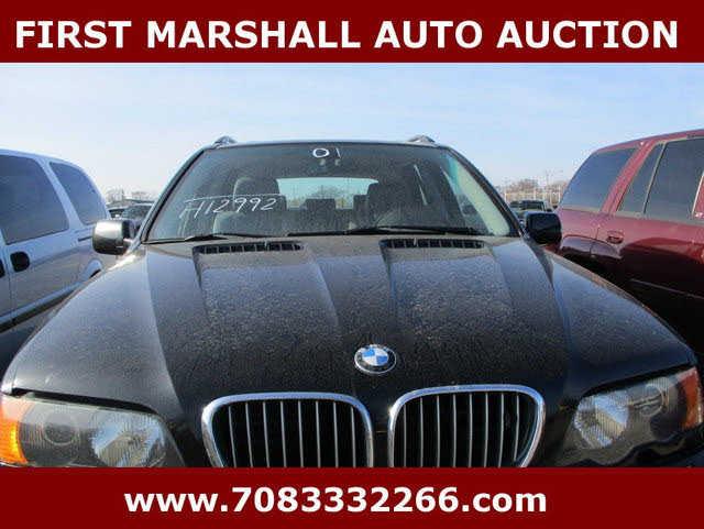 BMW X5 2001 $1900.00 incacar.com