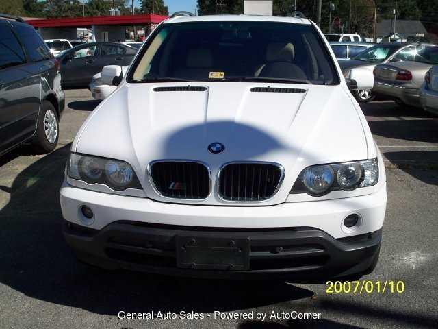 BMW X5 2001 $5500.00 incacar.com
