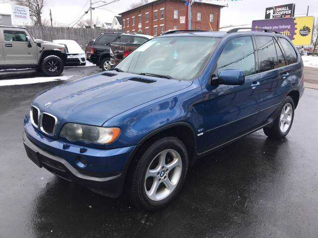 BMW X5 2002 $4995.00 incacar.com