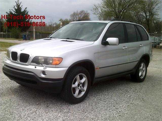 BMW X5 2003 $4000.00 incacar.com