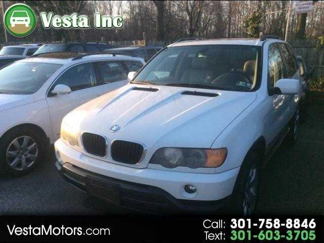BMW X5 2003 $4999.00 incacar.com