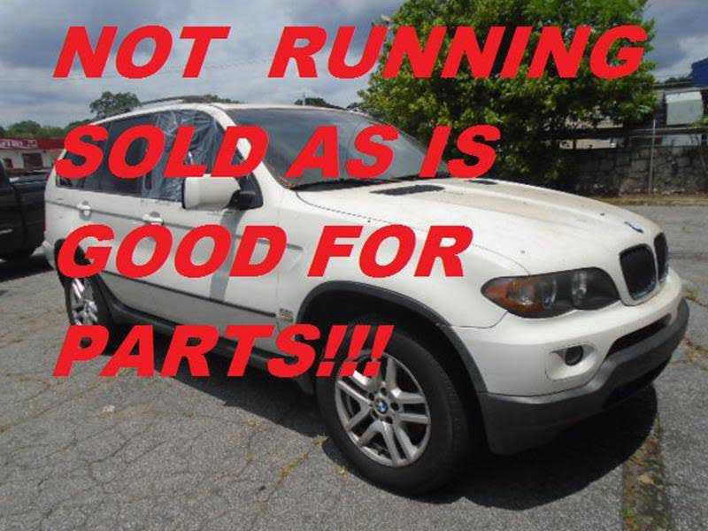 BMW X5 2004 $1300.00 incacar.com
