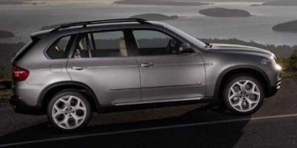 used BMW X5 2007 vin: 5UXFE835X7LZ45983