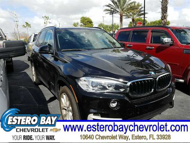 BMW X5 2016 $30900.00 incacar.com