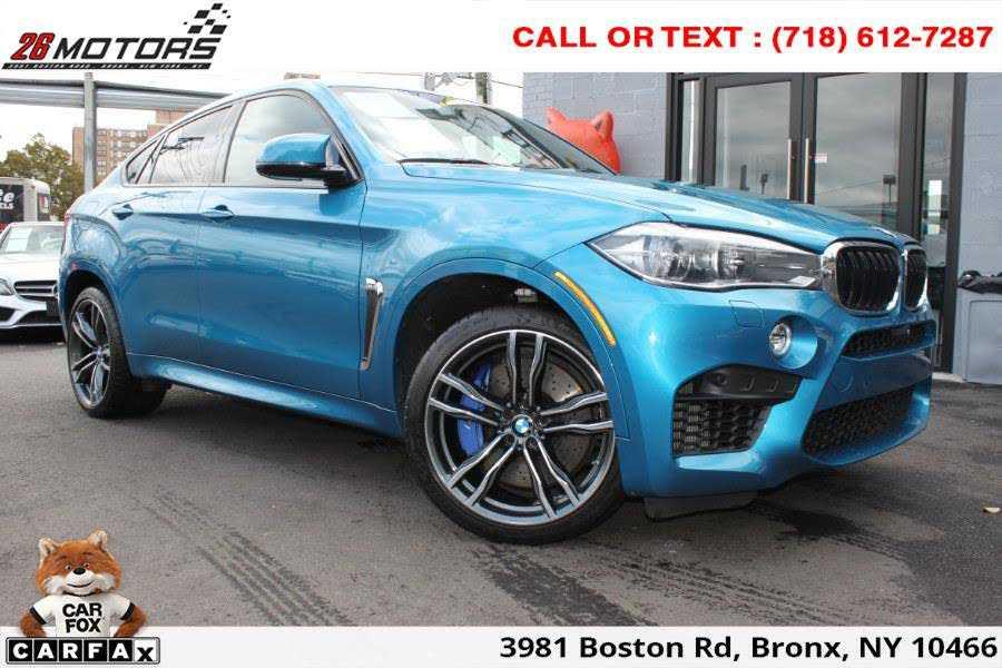 BMW X6 M 2016 $56926.00 incacar.com