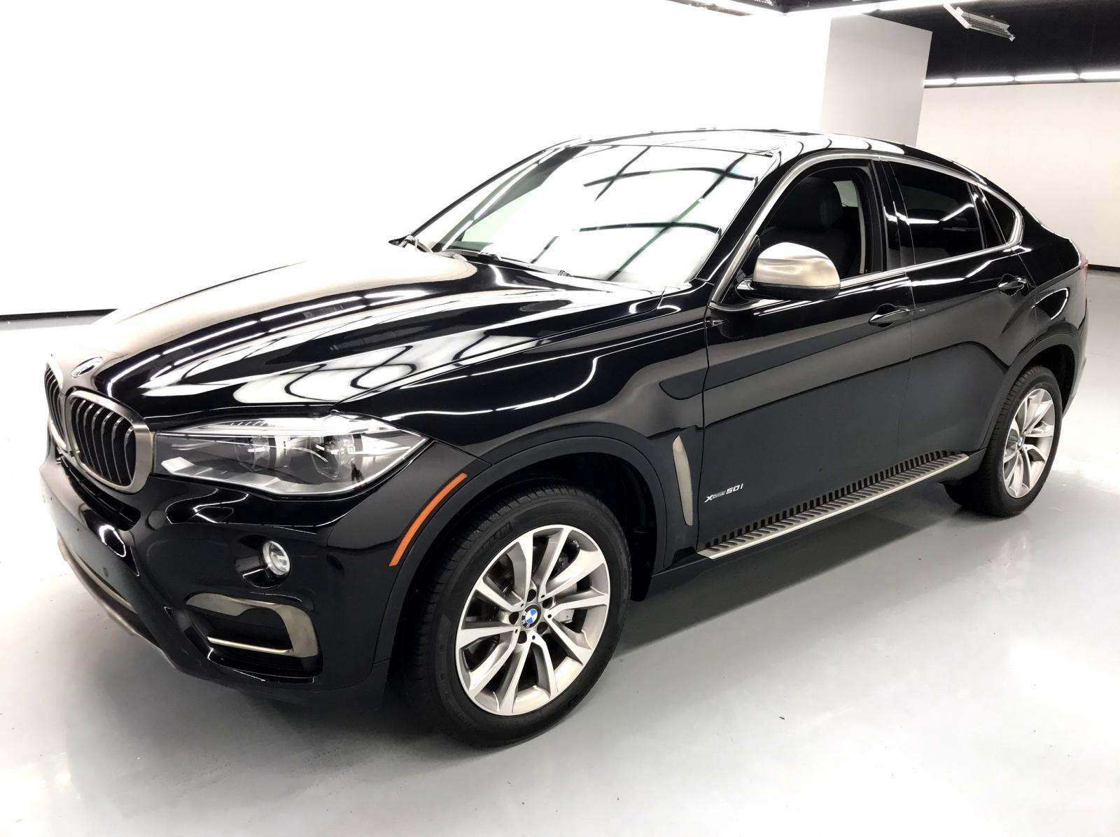 used BMW X6 2016 vin: 5UXKU6C53G0R33679