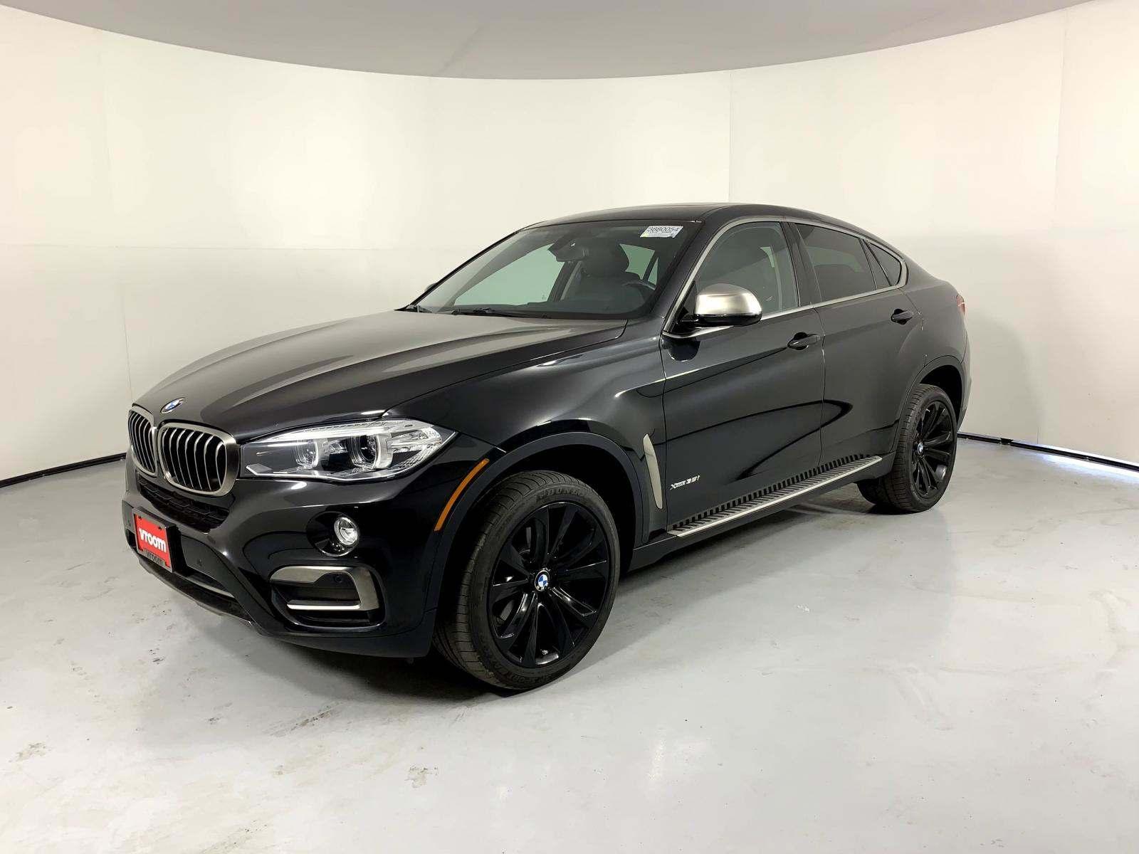 used BMW X6 2016 vin: 5UXKU2C53G0N78974