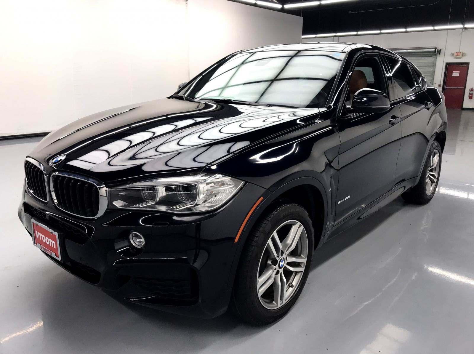 used BMW X6 2017 vin: 5UXKU0C34H0G68934