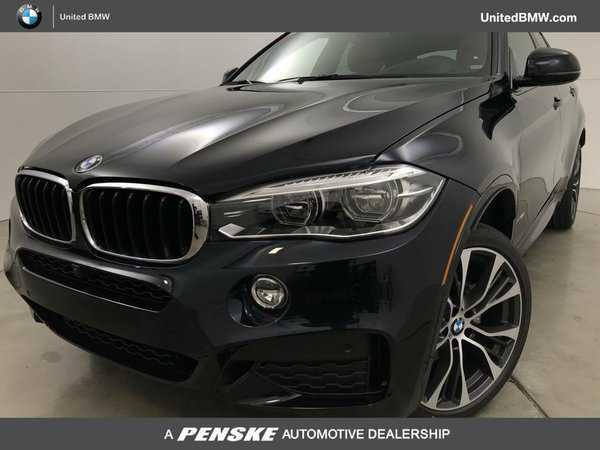 BMW X6 2019 $67556.00 incacar.com