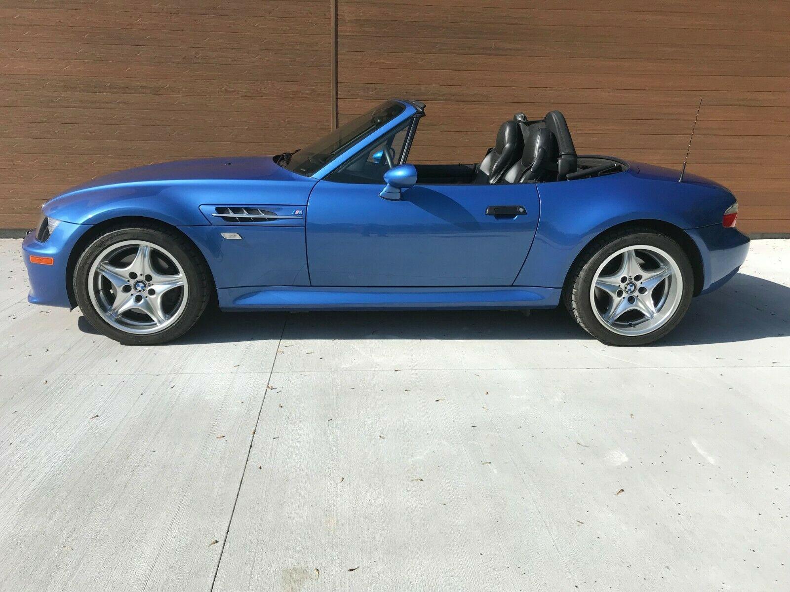 BMW Z3 M 2000 $23500.00 incacar.com