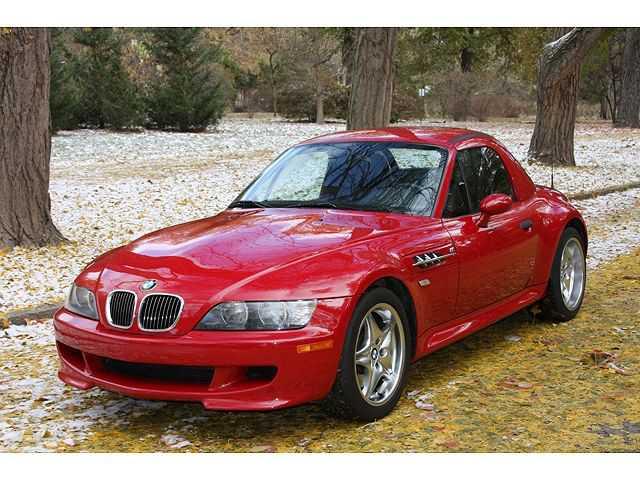BMW Z3 M 2001 $29900.00 incacar.com