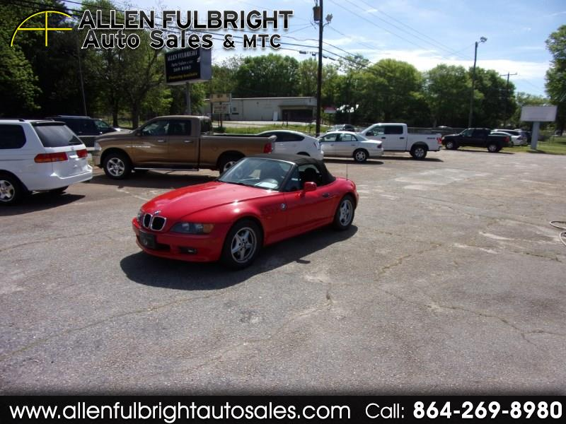 BMW Z3 1996 $5950.00 incacar.com