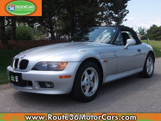 BMW Z3 1997 $15387.00 incacar.com