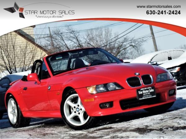 BMW Z3 1998 $8985.00 incacar.com
