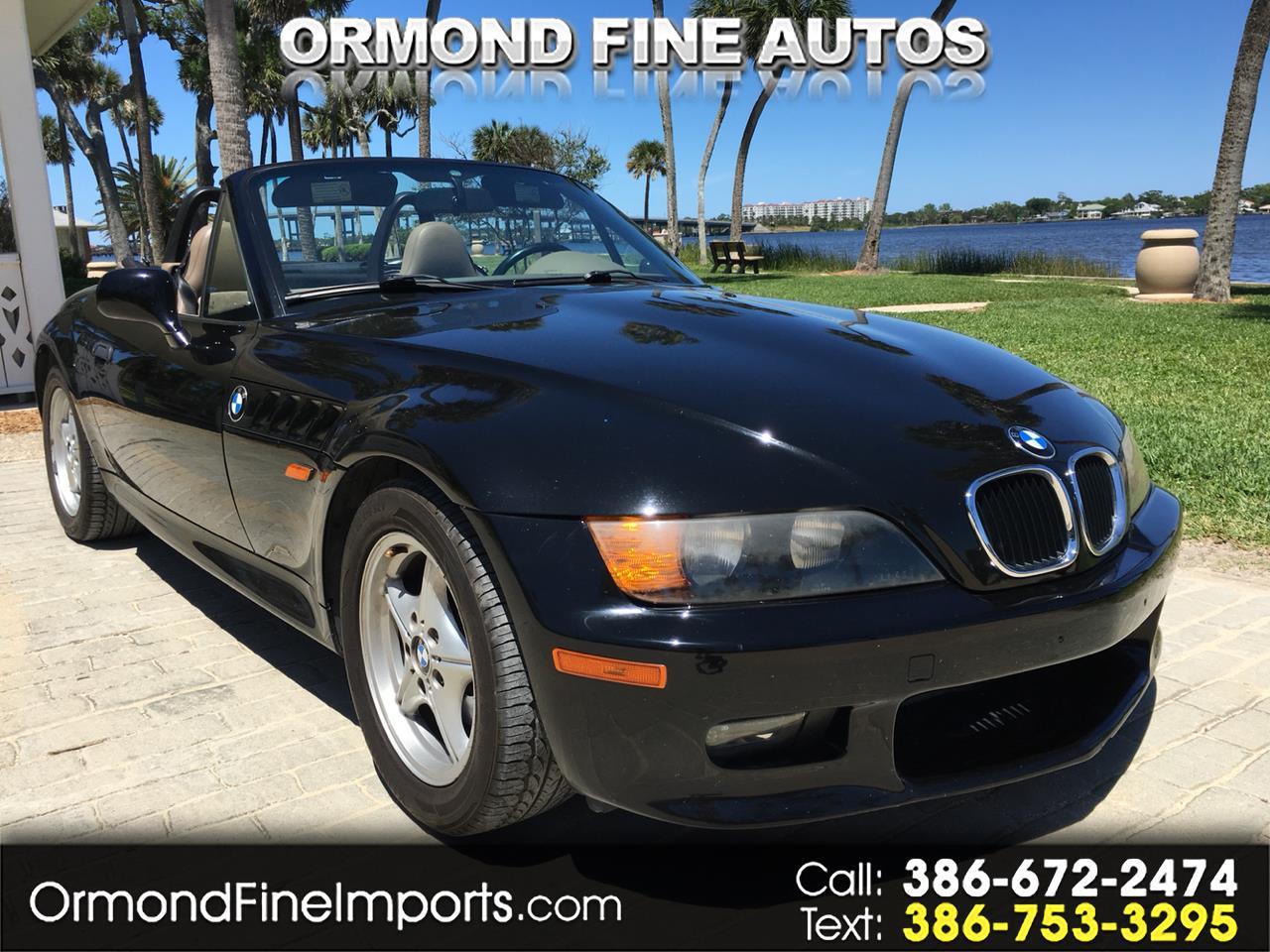 BMW Z3 1998 $6995.00 incacar.com