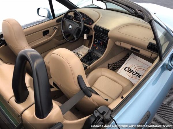 BMW Z3 1998 $7695.00 incacar.com