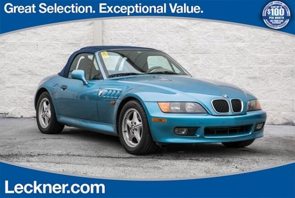 BMW Z3 1998 $5445.00 incacar.com