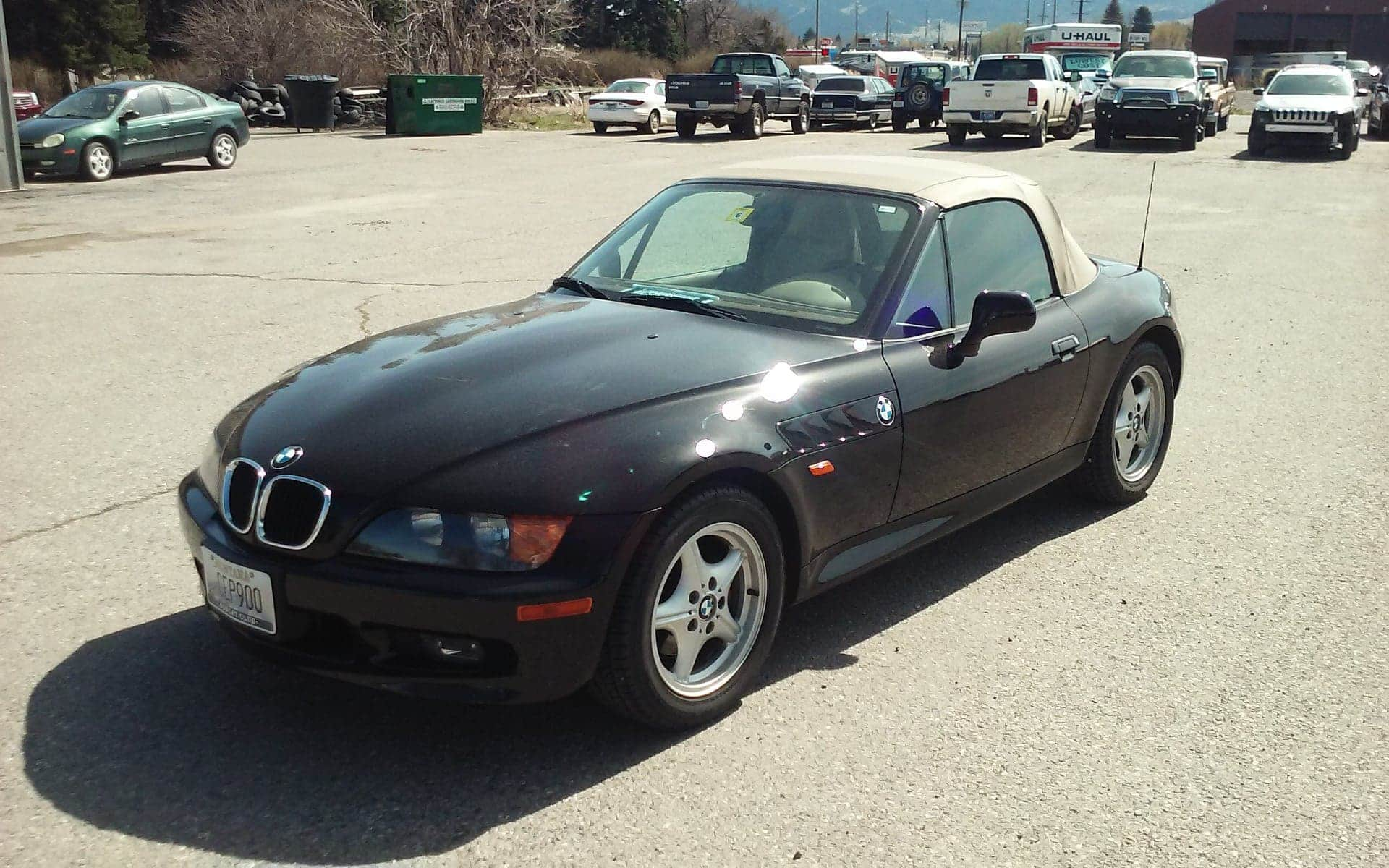 BMW Z3 1998 $11000.00 incacar.com