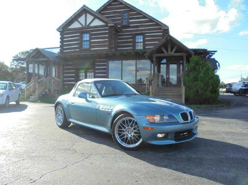 BMW Z3 1999 $12899.00 incacar.com