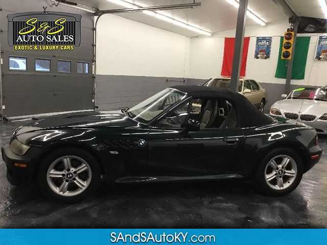 BMW Z3 2000 $5995.00 incacar.com