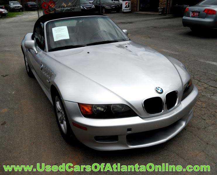 used BMW Z3 2000 vin: 4USCH9344YLG02965