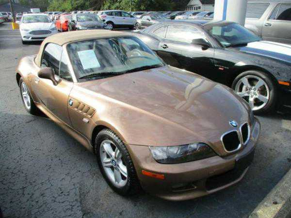 BMW Z3 2001 $9995.00 incacar.com