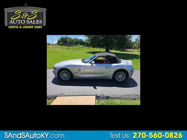 BMW Z4 2003 $8995.00 incacar.com