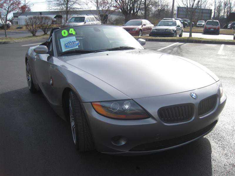 BMW Z4 2004 $6500.00 incacar.com