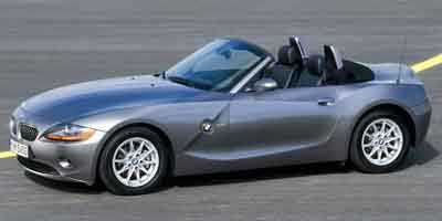 used BMW Z4 2005 vin: 4USBT33555LS56272